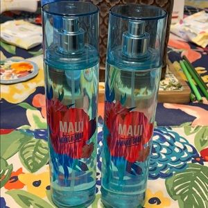 2 Maui mango surf mists